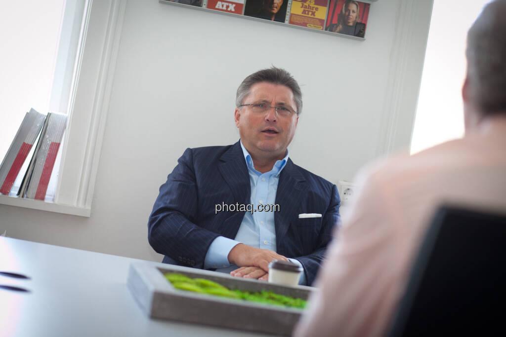 Karl-Heinz Strauss (Porr), © Michaela Mejta/photaq.com (21.11.2018)