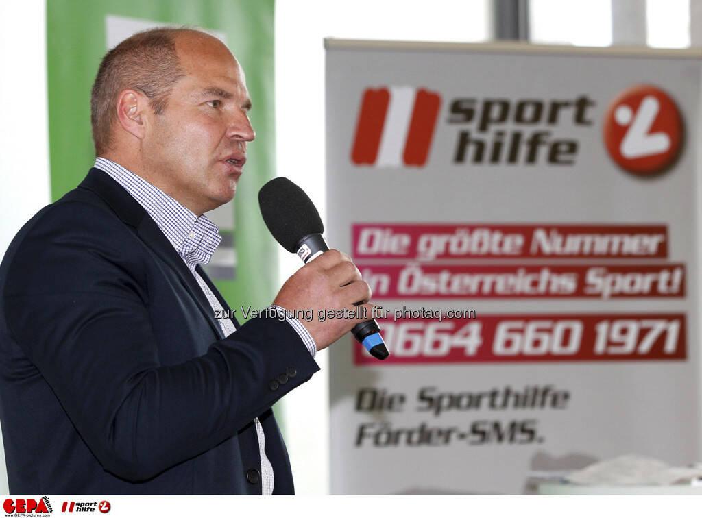 WIFI Sporthilfe Forum. Marc Girardelli, Foto: GEPA pictures/ Harald Steiner (17.06.2013)