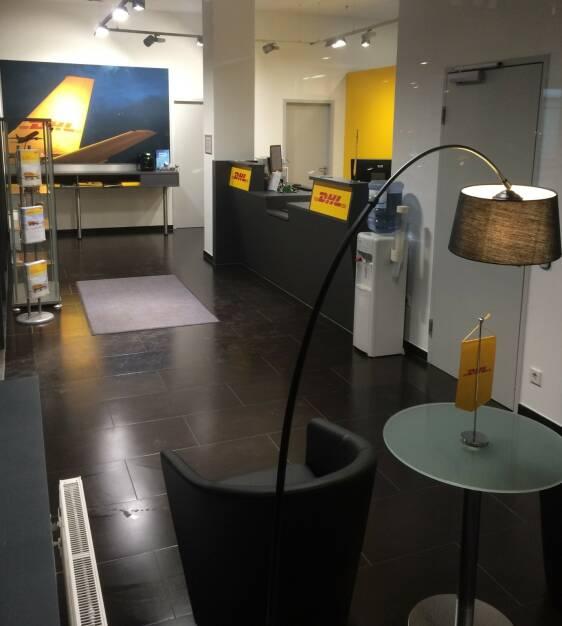 Neuer DHL Express Store am Euro Plaza Wien, Credit: DHL, © Aussender (23.11.2018)
