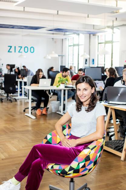 Die Plattform für Bootsurlaube Zizoo strebt für 2019 eine Wachstumssteigerung und erhält 6,5 Mio. Euro. Die Finanzierungsrunde wurde von Revo Capital geführt. Nebst den bestehenden Investoren Mairdumont Ventures, aws Gründerfonds, Axel Springer Digital Ventures und Russmedia International, schlossen sich neue Investoren wie Coparion, Check24 Ventures und Push Ventures der Runde an. im Bild: Anna Banicevic, Co-Founder Zizoo, Fotocredit: MATOJOHANNIK (26.11.2018)