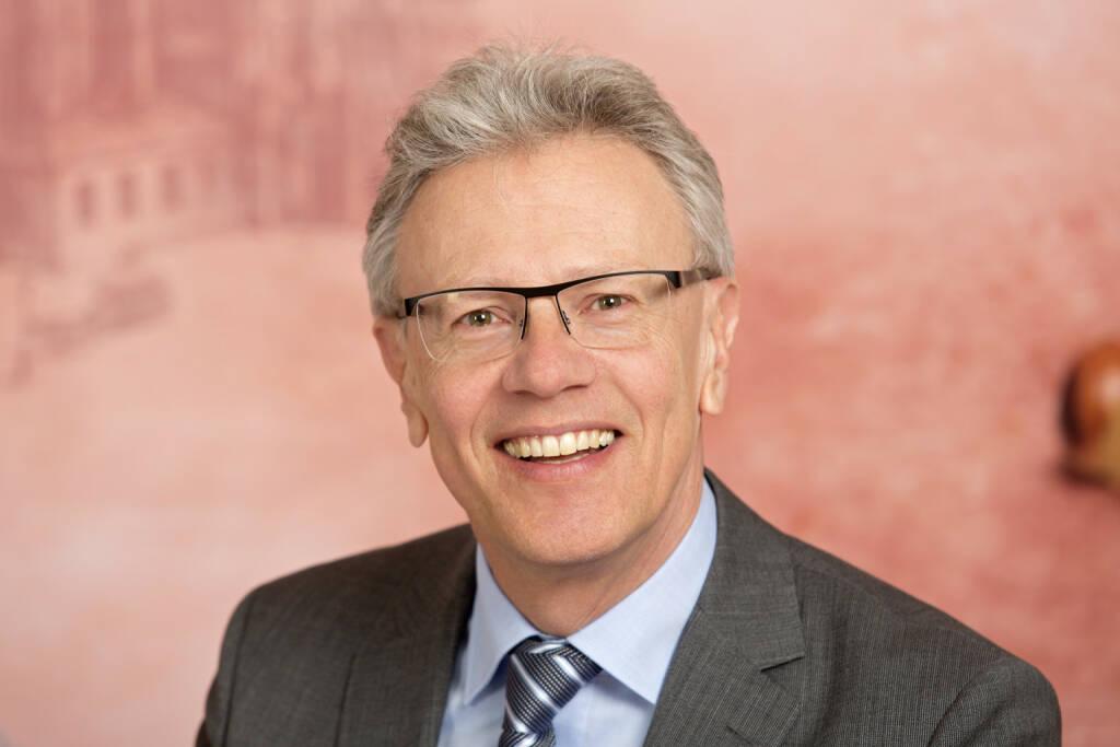 Josef Manner & Comp. AG: Albin Hahn – Vorstand für Finanzen & Personal, Fotocredit: Manner/Noll, © Aussender (26.11.2018)