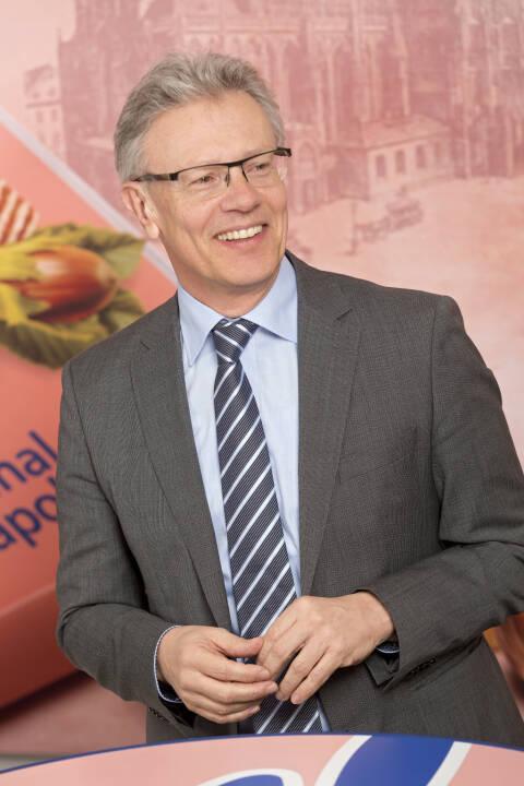 Josef Manner & Comp. AG: Albin Hahn – Vorstand für Finanzen & Personal, Fotocredit: Manner/Noll