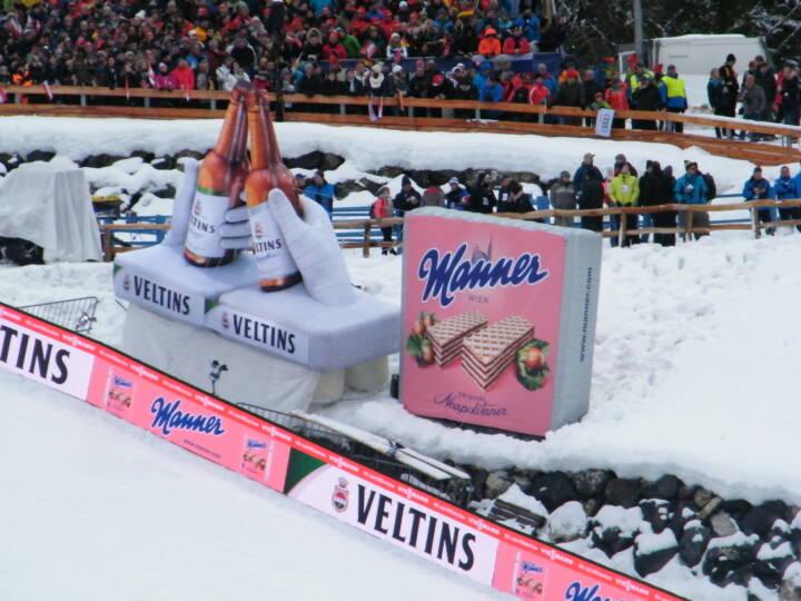 Manner, Skisport, Sponsoring, Skispringen, Sport; Credit: Manner