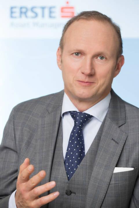 Heinz Bednar, Erste Asset Management, Erste AM Credit: Foto Huger