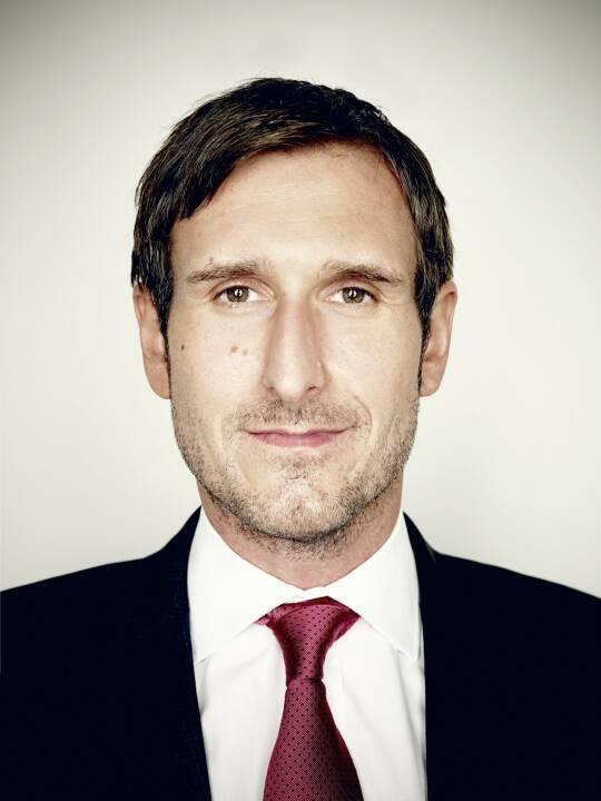 Christoph Moser, Weber & Co., hat die OMV bei Bond-Emission beraten, Credit: Weber & Co