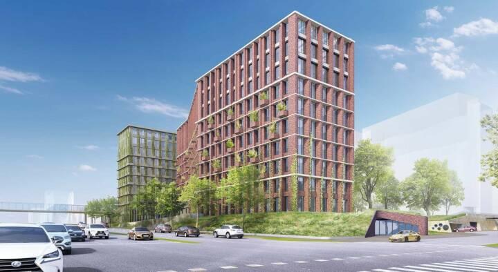 The Brick, Wiener Städtische kauft zukünftiges Wienerberger-Headquarter von Soravia, Bild-Quelle: soravia.at