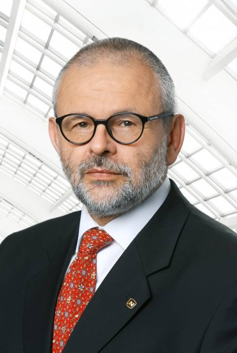 Neu im Vorstand der Novomatic AG: Bartholomäus Czapkiewicz, Credit: Novomatic