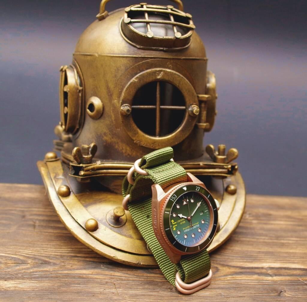 Viribus-Unitis - Neue Österreichische Uhrenmarke startet vom Wienerwald aus; Credit: Viribus Unitis (07.12.2018)