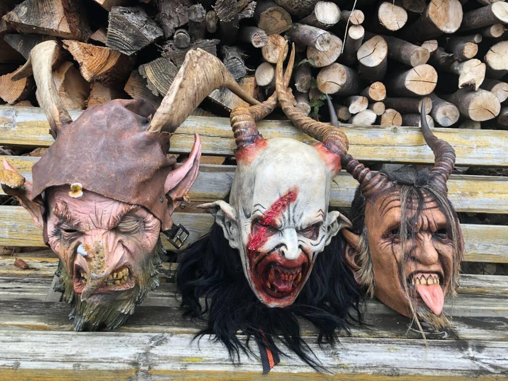 Krampus, Perchten, Angst, Foto: Beigestellt, © Aussender (08.12.2018)