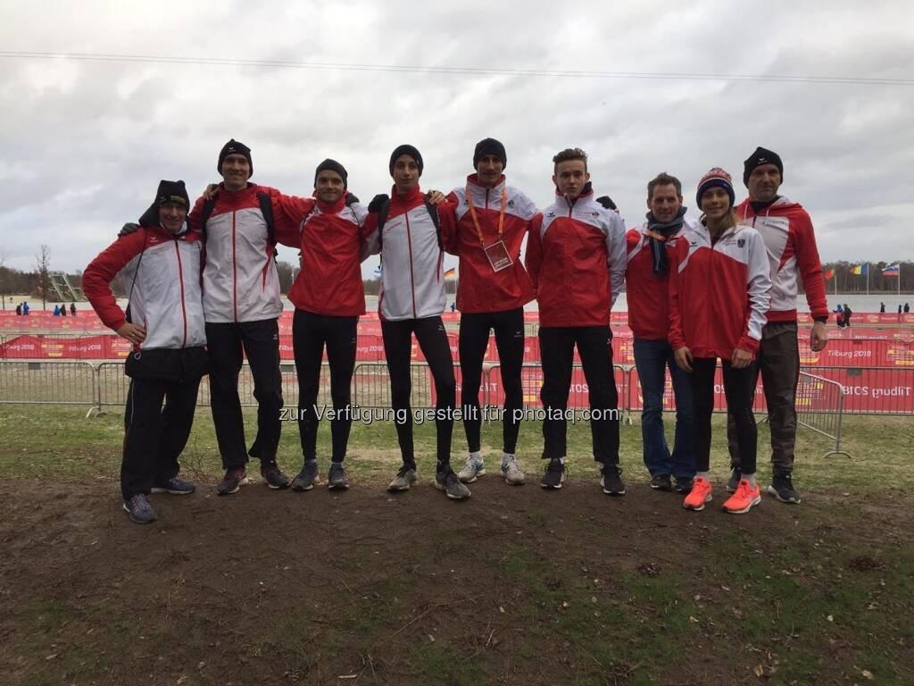 Team von Austrian Athletics (09.12.2018)