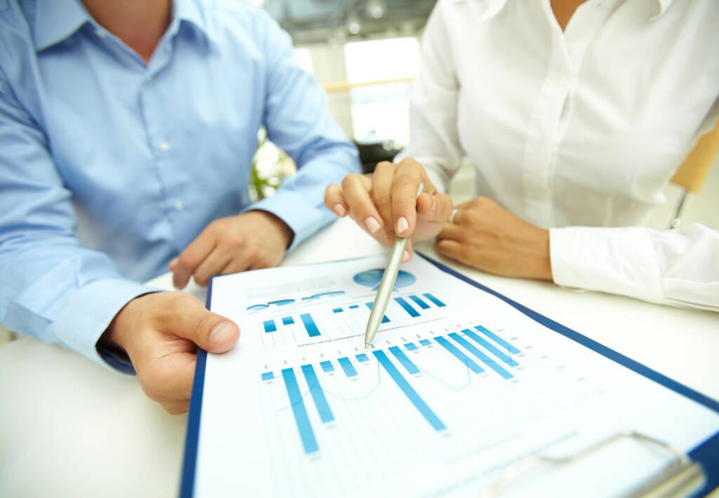 Statistik, Analyse, Balken https://de.depositphotos.com/25263883/stock-photo-business-analysis.html, &copy; <a href=