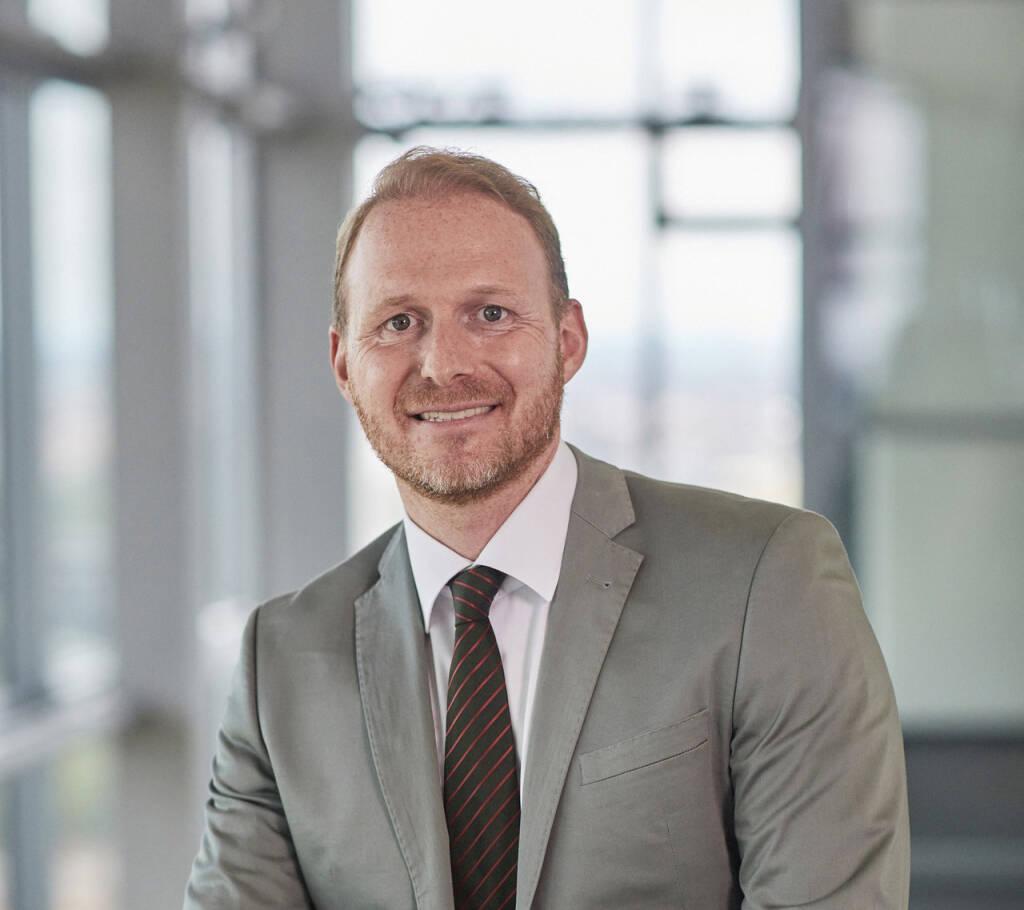 Matthias Winkelhardt ist neuer Leiter Asset Management Frankfurt sowie Leiter der Frankfurter Niederlassung und verantwortet in dieser Funktion alle Asset und Property Management Aktivitäten der CA Immo am Standort, inklusive Mieterbetreuung und -bindung. Credit: CA Immo, © Aussendung (12.12.2018)