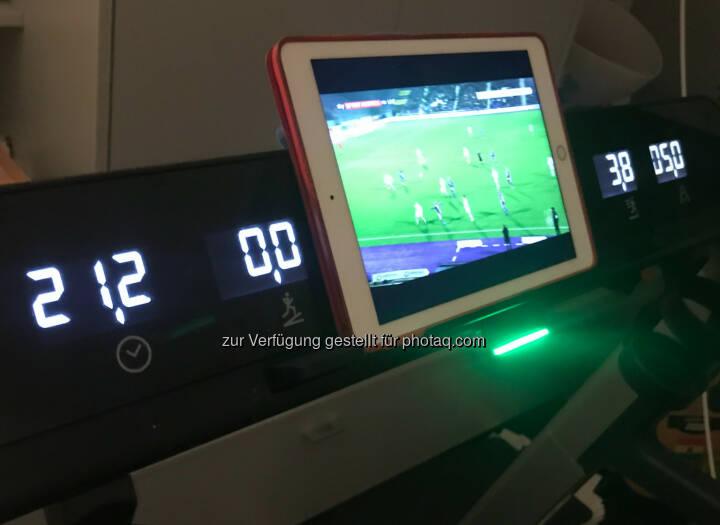 Austria Rapid 4:1 Pause