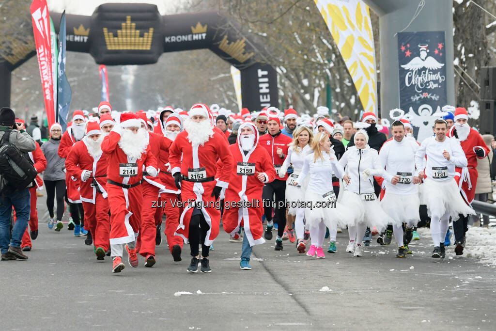 Vienna Christmas Run (c) Leo Hagen (16.12.2018)