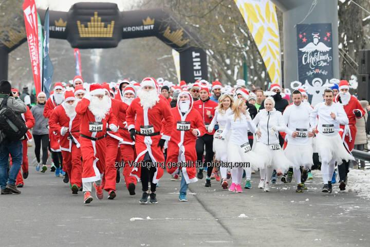 Vienna Christmas Run (c) Leo Hagen