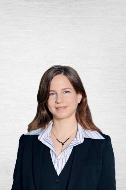 Simone Schärer, Senior Analyst im Nachhaltigkeitsresearch bei Swisscanto Invest, Credit: Swisscanto (20.12.2018)