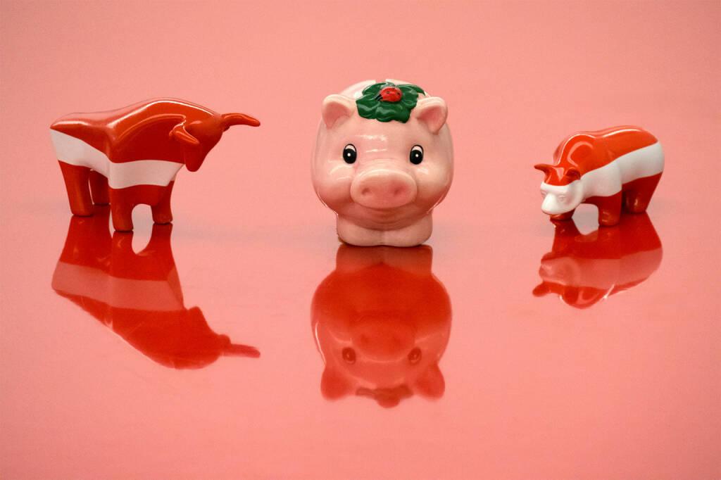 """Neujahrsvorsätze rund ums liebe Geld stehen alle Jahre wieder hoch im Kurs. Der Bogen reicht dabei vom klassischen """"mehr Sparen – weniger Geld ausgeben"""" Vorsatz bis dahin, sich endlich Gedanken zur privaten Vorsorge zu machen oder bestehende Geldanlagen zu überprüfen. Credit: Wiener Börse, © Aussender (28.12.2018)"""