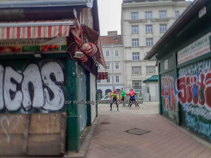 am Naschmarkt