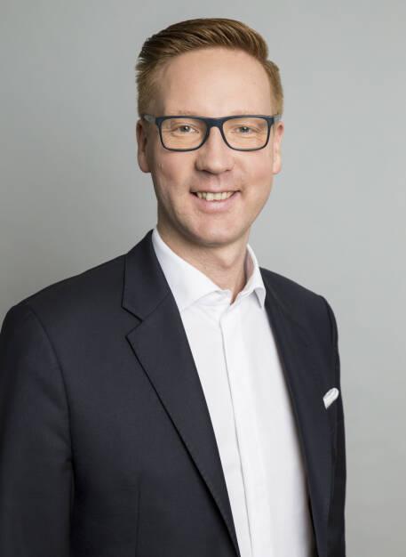 Florian Barber verstärkt Vertrieb der DJE Kapital AG als Leiter Wholesale; Credit: DJE (03.01.2019)