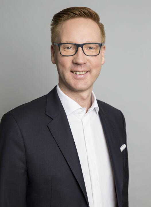 Florian Barber verstärkt Vertrieb der DJE Kapital AG als Leiter Wholesale; Credit: DJE