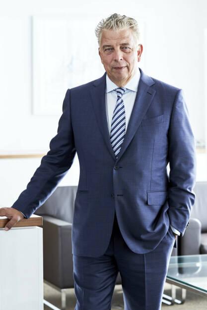 Die unabhängige B&C Privatstiftung holt den renommierten Industrie- und Wirtschaftsexperten Peter Edelmann (59) an Bord. Credit: privat (07.01.2019)