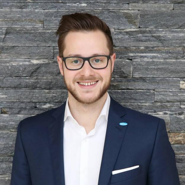 Philipp Hahnl, gebürtiger Grazer mit Marketing- und Sales-Erfahrung, hat mit 7. Januar die Marketing- und E-Commerce-Leitung bei Hagleitner übernommen. Am 2. Januar ist Hahnl ins Unternehmen eingestiegen. Fotocredit: Hagleitner Hygiene (08.01.2019)