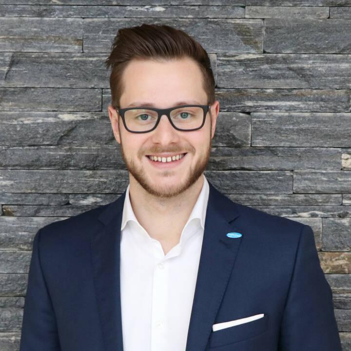 Philipp Hahnl, gebürtiger Grazer mit Marketing- und Sales-Erfahrung, hat mit 7. Januar die Marketing- und E-Commerce-Leitung bei Hagleitner übernommen. Am 2. Januar ist Hahnl ins Unternehmen eingestiegen. Fotocredit: Hagleitner Hygiene