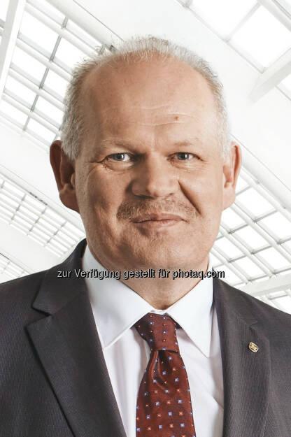 Klaus Niedl, HR bei Novomatic (10.01.2019)