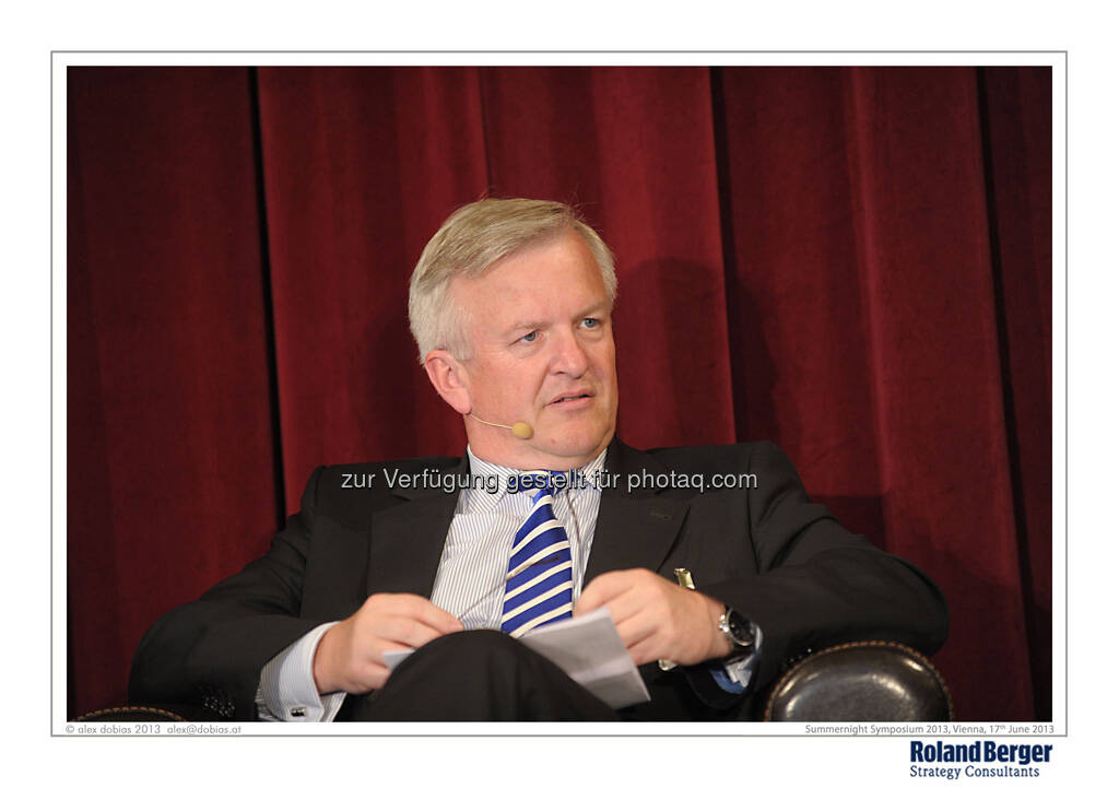 Rudolf Kemler, Chief Ecexutive Officer Österreichische Industrieholding AG, © Copyright Roland Berger Strategy Consultants, alex dobias 2013 alex@dobias.at (18.06.2013)