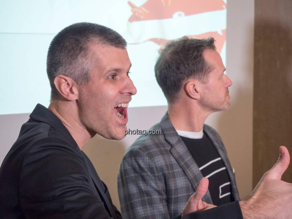 Michael Eisler, Bernhard Lehner (startup300) (21.01.2019)