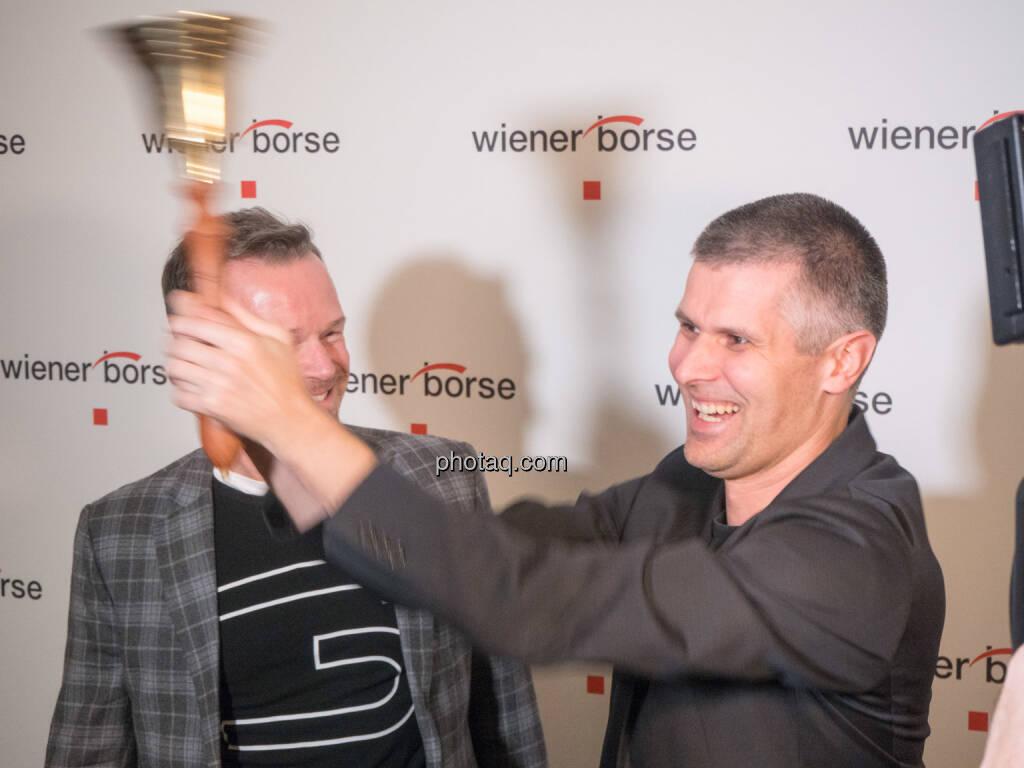 Bernhard Lehner, Michael Eisler (startup300), direct market plus (21.01.2019)