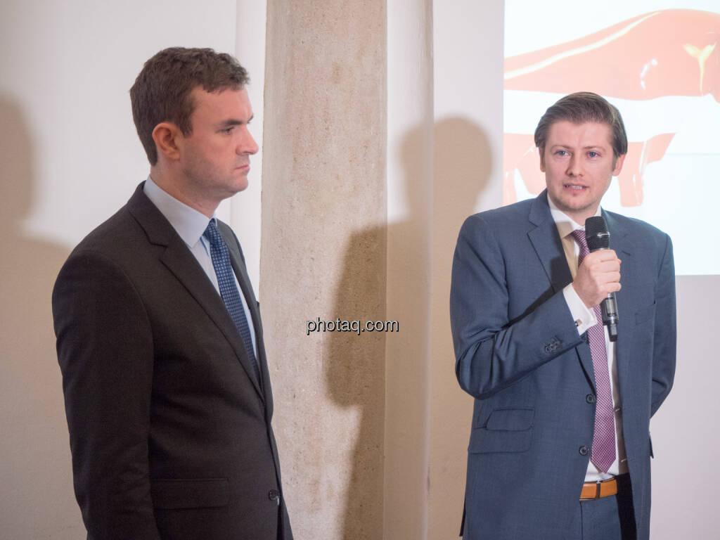 Bernd Ackerl, Kamil Kowalewski, VST Building Technologies AG, direct market plus (21.01.2019)