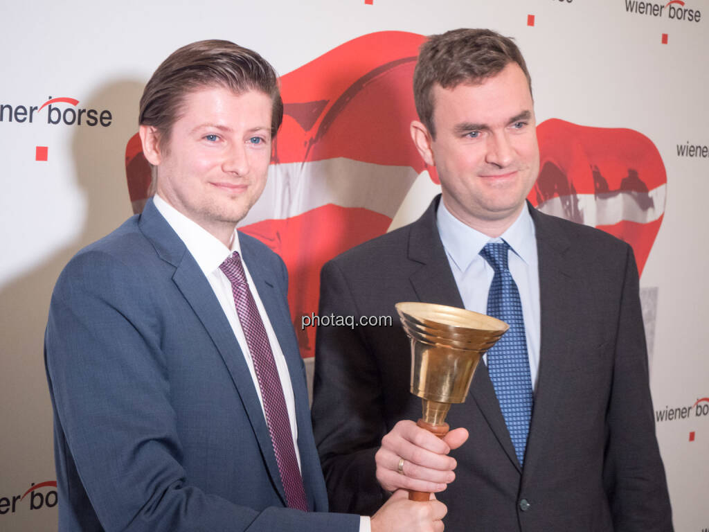 Kamil Kowalewski, Bernd Ackerl, VST Building Technologies AG, direct market plus (21.01.2019)