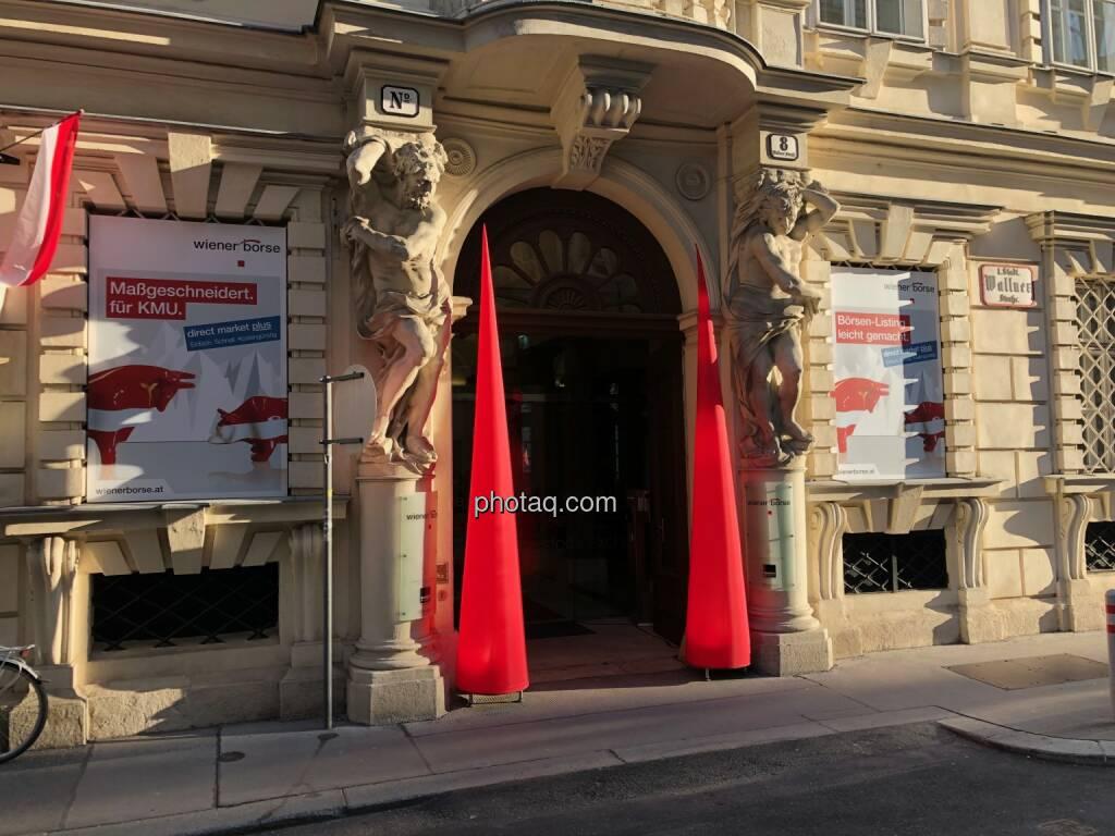direct market plus, Wiener Börse (21.01.2019)