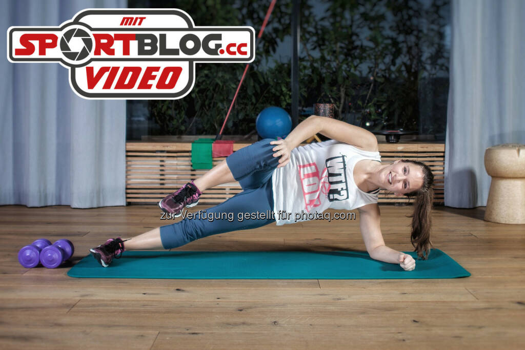 In nur 20 min das volle Body-Service. Jetzt kostenlos online trainieren auf www.sportblog.cc! (21.01.2019)