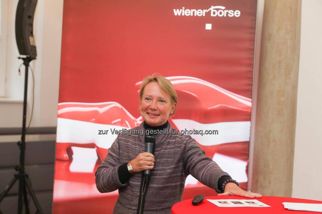 Heike Arbter (RCB), © Zertifikate Forum Austria/APA-Fotoservice/Tanzer Fotograf/in: Richard Tanzer (23.01.2019)