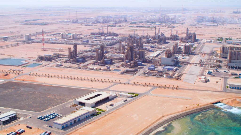 OMV Aktiengesellschaft: OMV baut bedeutende Downstream Öl Position in Abu Dhabi auf, ADNOC Refining (OMV baut bedeutende Downstream Öl Position in Abu Dhabi auf), Credit: ADNOC, © Aussender (28.01.2019)