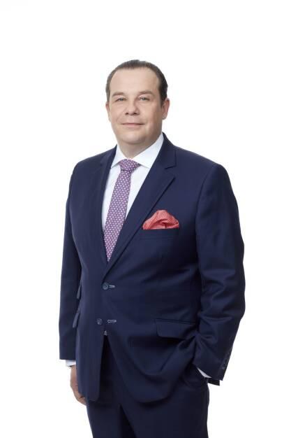 Peter Fischer übernimmt mit Jänner 2019 die Rolle des Territory Leaders Real Estate bei PwC Österreich von Wolfgang Vejdovsky. Fotocredit:PwC Österreich (28.01.2019)