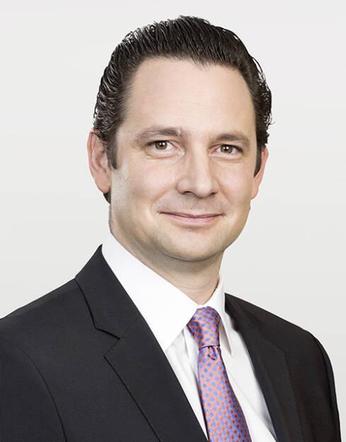 Grégoire Mivelaz, Fondsmanager der GAM Star Credit Opportunities Strategie. Credit: GAM (29.01.2019)
