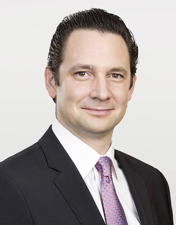 Grégoire Mivelaz, Fondsmanager der GAM Star Credit Opportunities Strategie. Credit: GAM