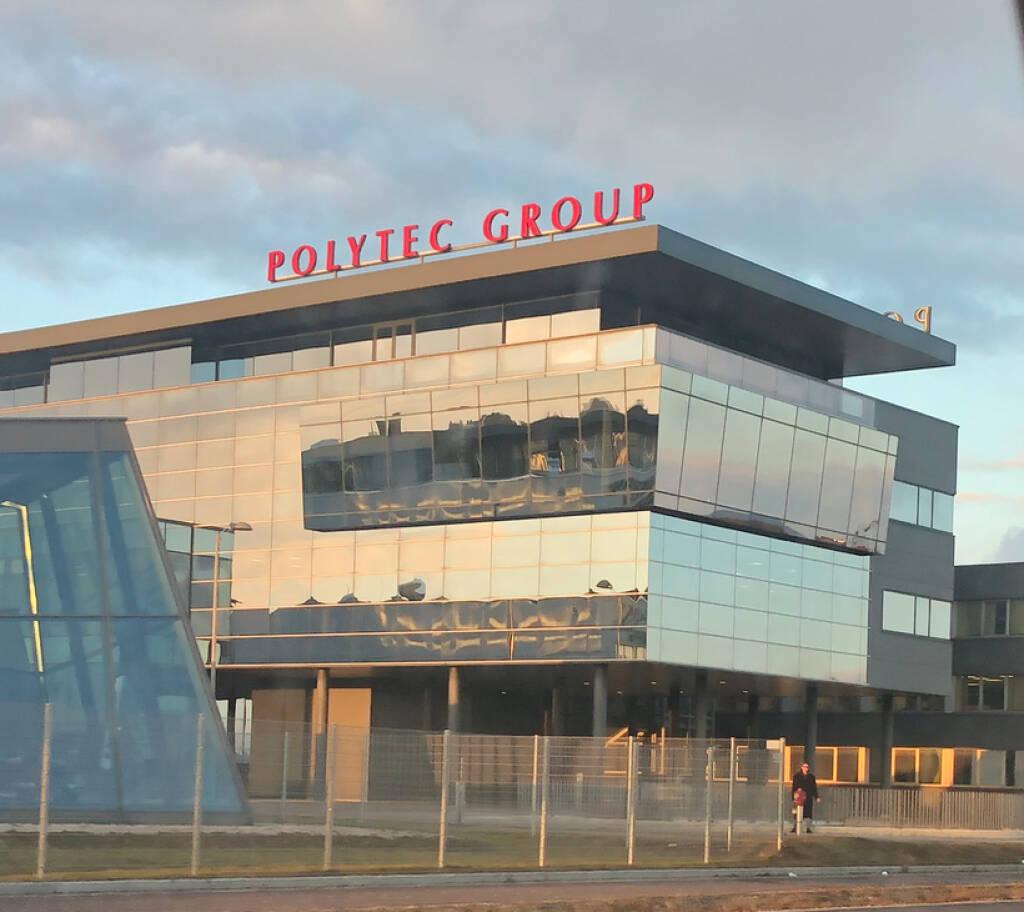 Polytec Group, Hörsching, Credit: Börse Social Network, © Aussender (29.01.2019)