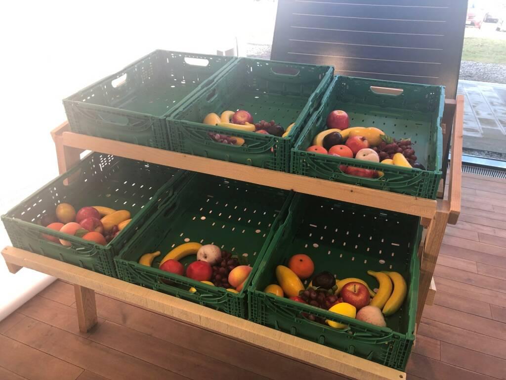 Polytec, Kunststoffprodukt aus dem Nicht-Automotive-Bereich, Transportbox für Supermärkte, Credit: Börse Social Network, © Aussender (29.01.2019)
