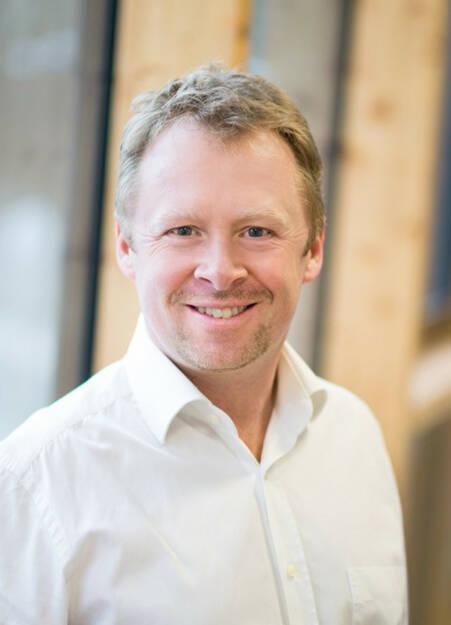Der Tiroler E-Mobility Dienstleister Greenstorm erweitert seine Führungsriege und macht den 48-jährigen Briten Chris Keen zum Chief Financial Officer (CFO) des Unternehmens. Credit: Greenstorm (30.01.2019)