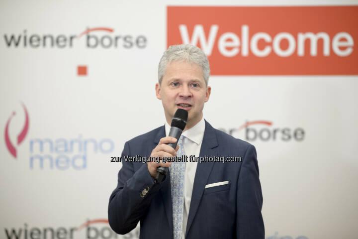Andreas Grassauer (Marinomed)