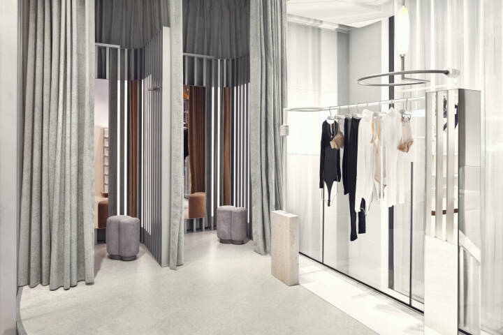 Wolford, Shop, Amsterdam, Credit: Modijefsky