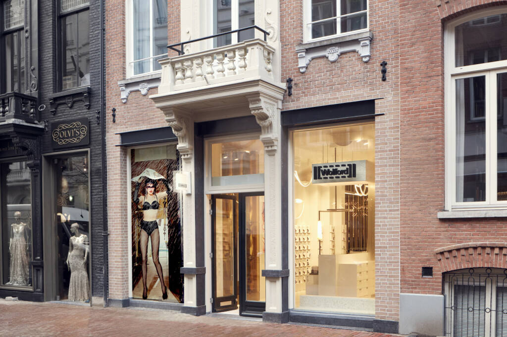 Wolford, Shop, Amsterdam, Credit: Modijefsky, © Aussender (04.02.2019)