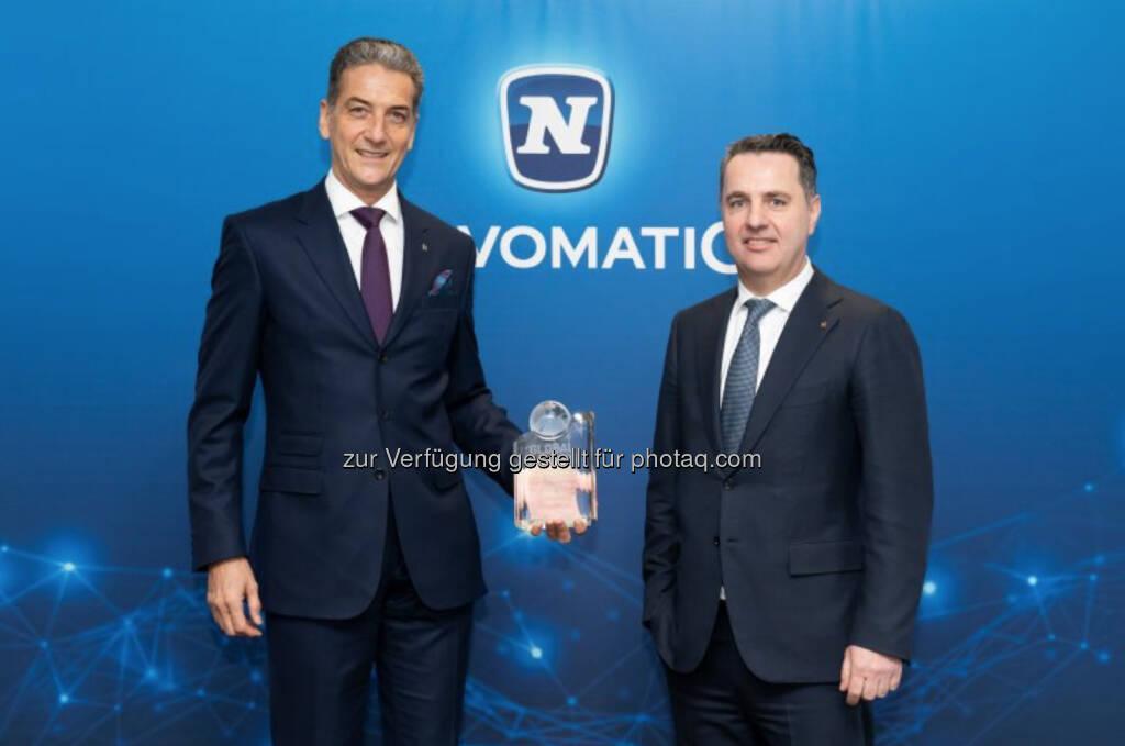 Harald Neumann, Novomatic (08.02.2019)