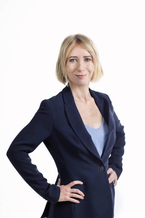 Evelyne Pflugi, Partnerin, Mitgründerin und Leiterin Anlagestratgie, The Singularity Group, Credit: The Singularity Group