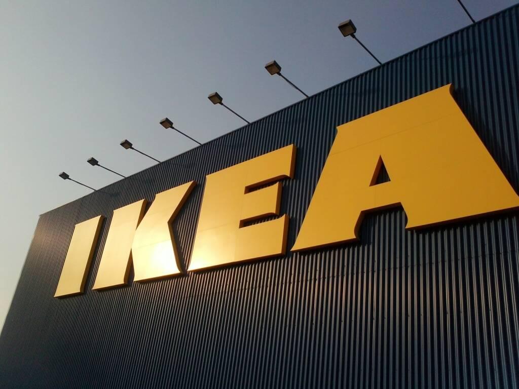 Ikea, Möbel, Schweden - https://de.depositphotos.com/9133522/stock-photo-ikea-sign.html, &copy; <a href=