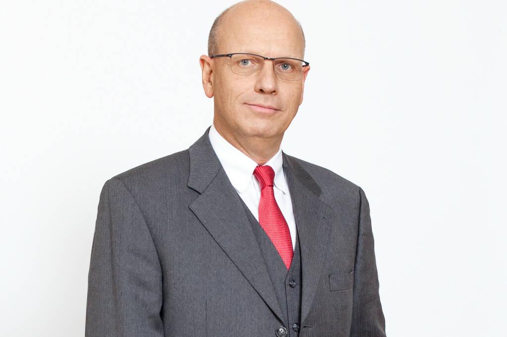 Seit 1. Jänner 2019 erweitert Richard Fruhwürth den Vorstand der Donau Chemie-Gruppe: Er verantwortet die Business Unit Donau Chemie inklusive der Sparte Wassertechnik. Fotocredit:Reinhard Lang (13.02.2019)